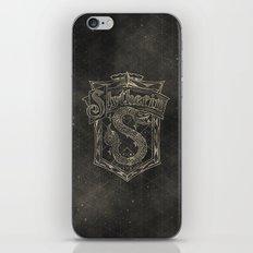 Slytherin House iPhone & iPod Skin