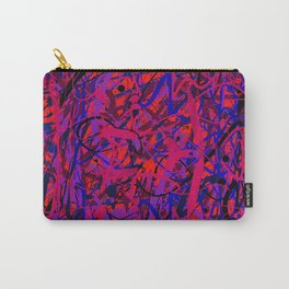 unreadable 2 Carry-All Pouch