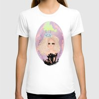 anxiety T-shirts featuring Anxiety by Victoria Rosas