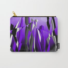 go violet -19- Carry-All Pouch