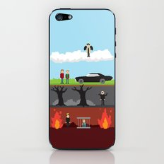 Supernatural - From Heaven and Hell iPhone & iPod Skin