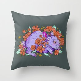 Is It Too Late To Come Home? Throw Pillow