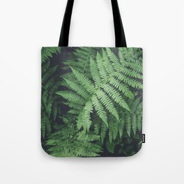 Fern Bush Nature Photography | Botanical | Plants Tote Bag
