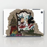 minnie iPad Cases featuring Minnie Mouses by carotoki art and love