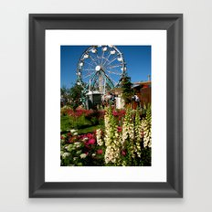Alaska State Fair Framed Art Print
