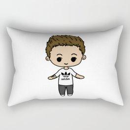 Lemon Pain Rectangular Pillow