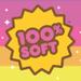 100% Soft
