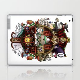 Ghibli Izakaya Print Coloured Laptop & iPad Skin