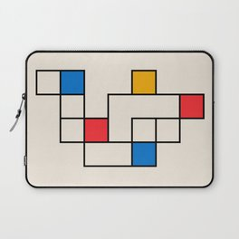 Bauhaus Blocks Laptop Sleeve