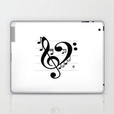 Love Music II Laptop & iPad Skin