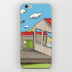 Skewed by Debbie Porter - Designs of an Eclectique Heart iPhone & iPod Skin