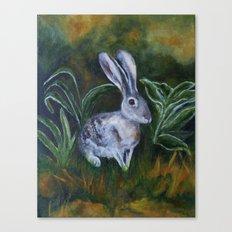 Ears Canvas Print