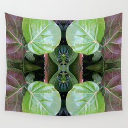 Sea Grapes Pattern Wall Tapestry