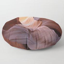 Amazing Antelope Canyon Floor Pillow