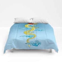 Dragon of the Himalayas Comforters
