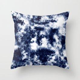 Tie Dye & Batik Throw Pillow