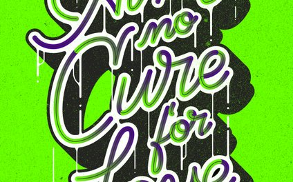 Art Print - Ain't No Cure for Love - MikaBeratio