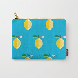 Fruit: Lemon Carry-All Pouch