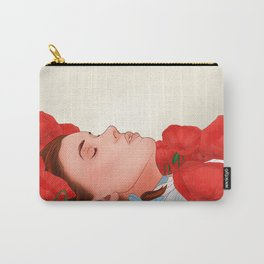 Dorothy & the poppies Carry-All Pouch