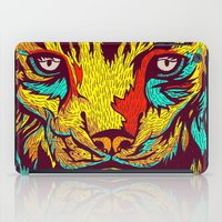rare iPad Cases featuring BE RARE* - Iberic Lince by Vasco Vicente