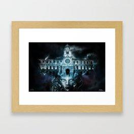 Padovatomica Framed Art Print