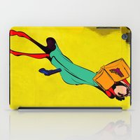 library iPad Cases featuring HIS LIBRARY by kasi minami