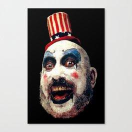 Captain Spaulding Canvas Print