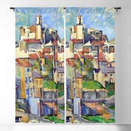 Paul Cezanne Gardanne Blackout Curtain