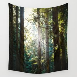 Luminosity Wall Tapestry
