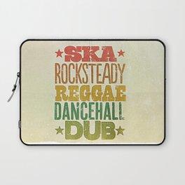 Shades of Reggae Laptop Sleeve
