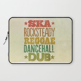 Shades of Reggae Laptop Sleeve