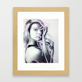 Cheyenne Framed Art Print