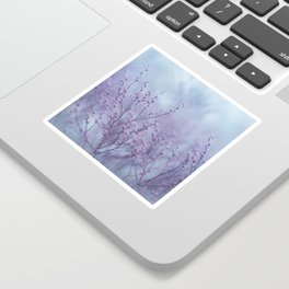 Pale Spring Sticker
