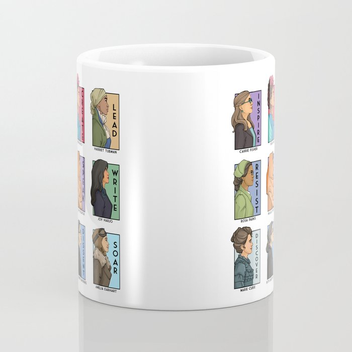 She Series Collage - Real Women Version 1 Coffee Mug