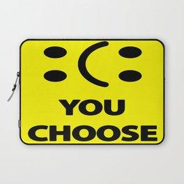 The Choice Laptop Sleeve