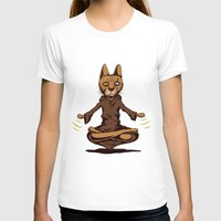 jedi T-shirts featuring Jedi cat by Toms Tomsons