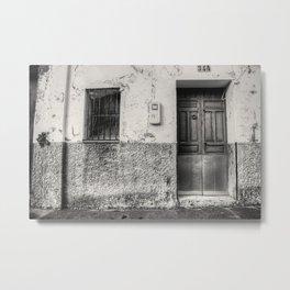 34A Metal Print