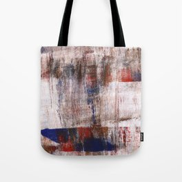 Multicolored abstract painting Tote Bag