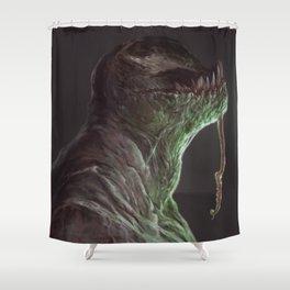 Venom Shower Curtain