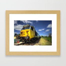 Indomitable at Wymondonham Framed Art Print