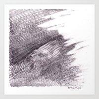 The Sunken King (Nigel Wright) Art Print
