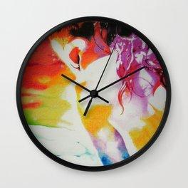 Shameless Wall Clock