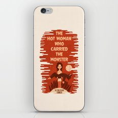 For A Change iPhone & iPod Skin