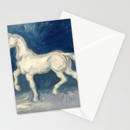 Vincent Van Gogh - The Horse Stationery Cards