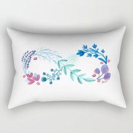 Eternal Spring Rectangular Pillow