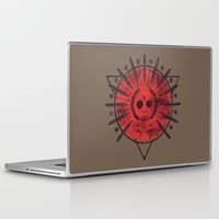 bruno mars Laptop & iPad Skins featuring Mars by Hector Mansilla