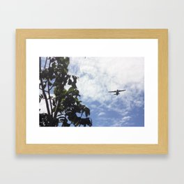 Lost and Found Photo Framed Art Print