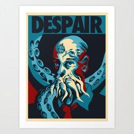Cthulhu For President 2012 Art Print