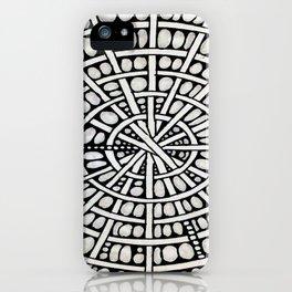 Artistic Rocks iPhone Case