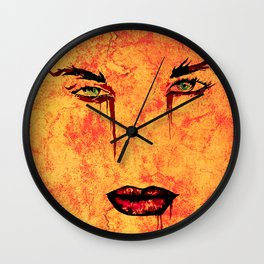 Face  Wall Clock